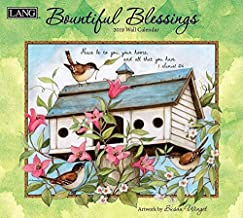 Bountiful Blessings 2019 Calendar: Includes Bonus Free Download