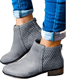 light grey womens booties
