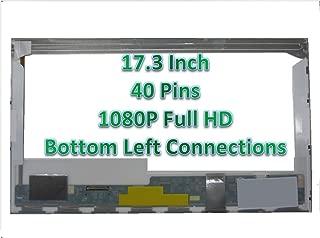 Dell Studio 1749 Laptop Screen 17.3 LED BOTTOM LEFT FULL HD