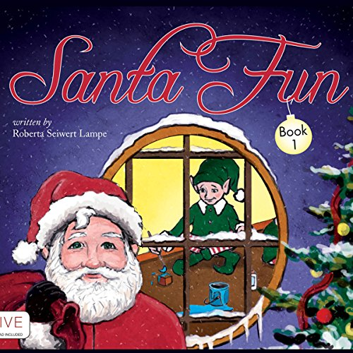 Santa Fun, Book 1 audiobook cover art