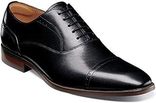 فلورشايم Sorrento Cap Toe Oxford Black Smooth 10 W (3E)