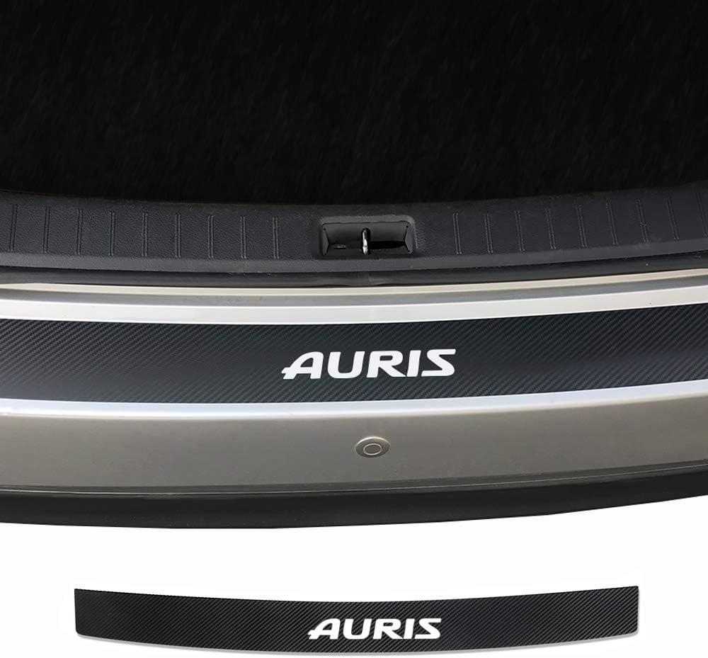 ASDHASXC Car sill Guard for Toyota Bumper Auris Trunk Ranking TOP3 S Rear Ultra-Cheap Deals