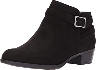 LifeStride Women's Adriana Ankle Bootie Boot