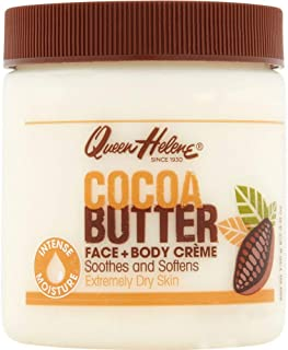 QUEEN HELENE Cocoa Butter Creme 4.8 oz (Pack of 3)