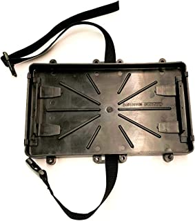 Automotive, Marine, Boat, RV Battery Tray - Group 24 Series With Strap, Battery Holder (24 Series)