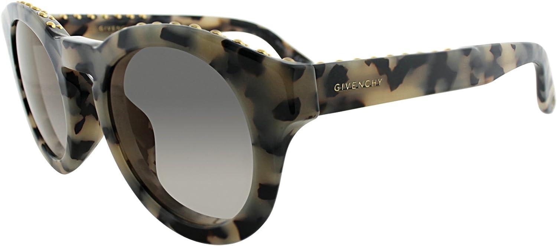 Givenchy GV 7018 A4E White Havana Sunglasses