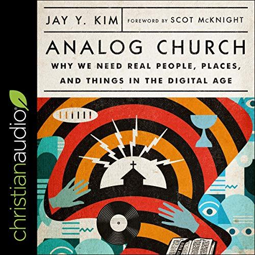 Analog Church cover art