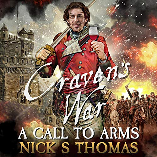 Craven's War cover art