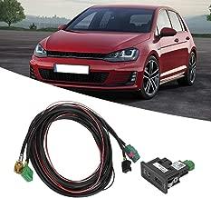 Huakii Carplay Harness, Upgrade MIB Phone Mapping Carplay USB AUX Switch + Harness