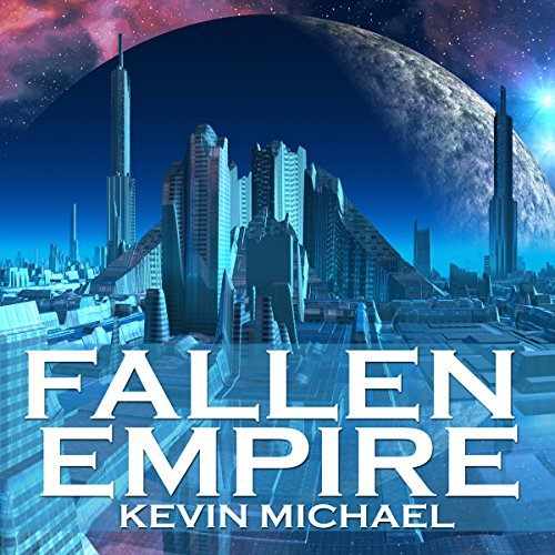 Fallen Empire audiobook cover art