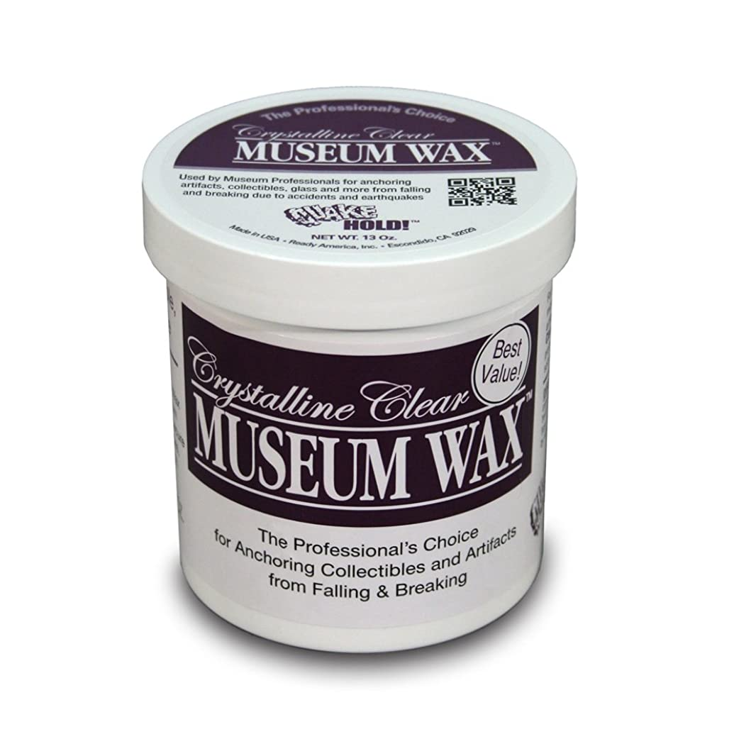 Quakehold! 44111 13-Ounce Museum Wax