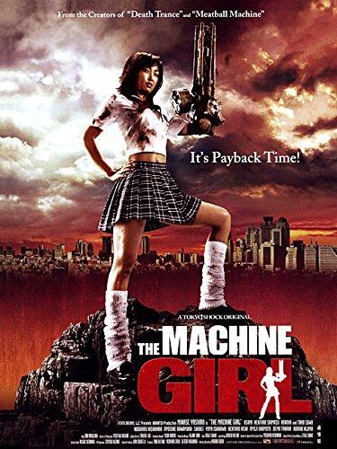 Machine Girl (English Subtitled)