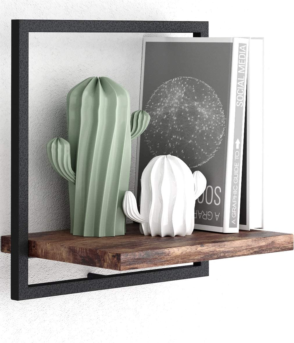 LEVITATE Seasonal Wrap Introduction Floating Shelves Ranking TOP20 - Easy Wall Shelf Hanging B Square