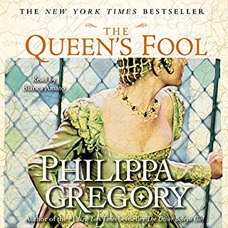 The Queen's Fool audiobook cover art