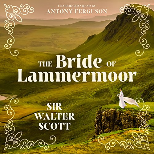 The Bride of Lammermoor audiobook cover art