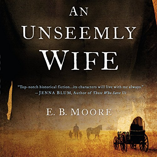 An Unseemly Wife audiobook cover art