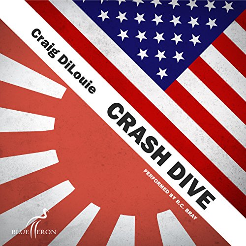 Crash Dive audiobook cover art