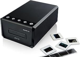 Plustek OpticFilm 135 3600 x 3600 dpi Film/Slide Scanner Negro - Escáner (35 x 226 mm, 3600 x 3600 dpi, 48 bit, 48 bit, 16 bit, 1 bit)