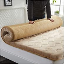 Tatami Mattress,Thick Warm Futon Mattress Sleeping Pad,Japanese Floor Folding Mattress for Student Dormitory Living Room,1...