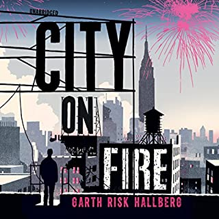 City on Fire cover art