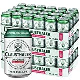 ドイツ産 ノンアルコールビール クラウスターラー 330ml×72本 ノンアル ビールテイスト ケース販売 ビアテイスト 長S