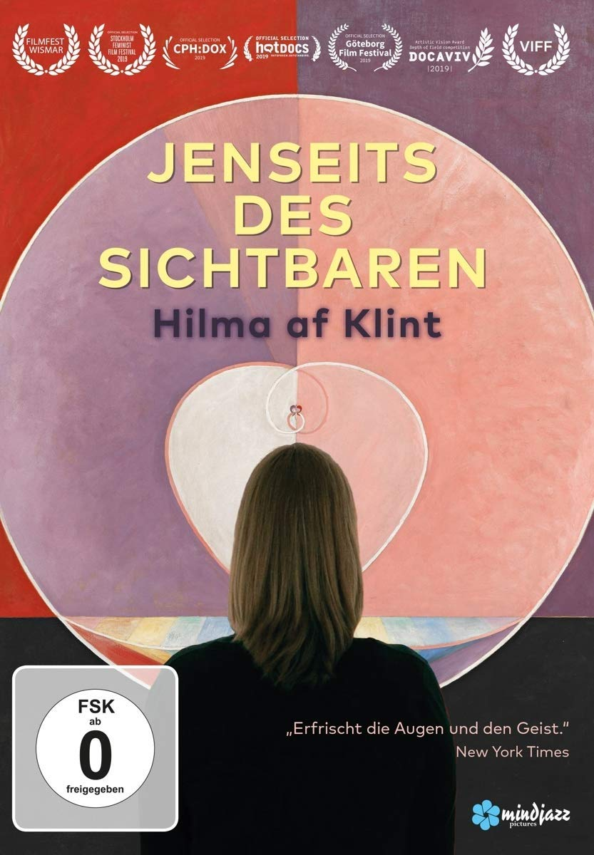 Cover: Jenseits des Sichtbaren - Hilma af Klint 1 DVD-Video (circa 93 min)