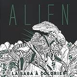 Alien le livre de coloriage