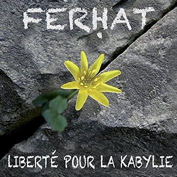 Liberté pour la Kabylie