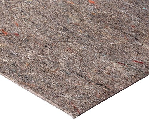 Durable, Reversible 8' X 10' Premium Grip(TM) Rug Pad for Hard Surfaces and Carpet