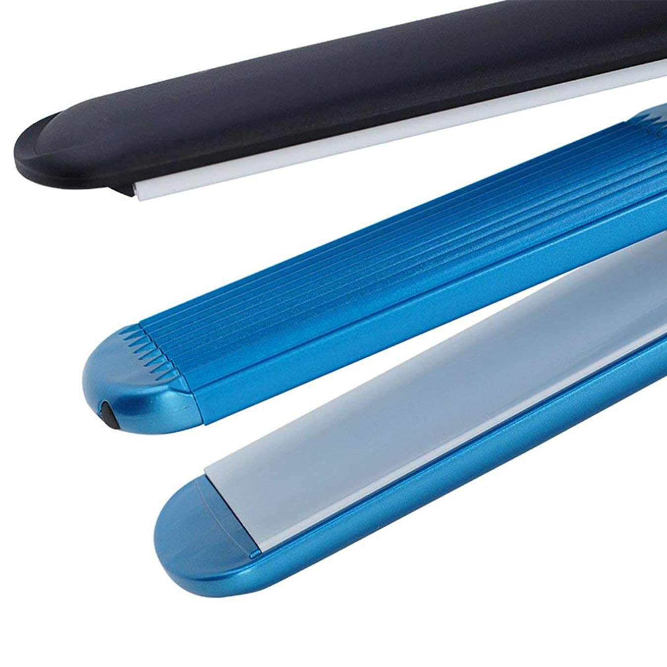 失速刺繍突然ストレートヘアアイロンストレートヘアアイロン/ストレートヘアカーラー/温度制御ロック機能/高速加熱/LCDディスプレイ燃焼/帯電防止(耐熱シリコンカバー)