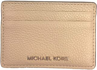 063b608aa834 MICHAEL Michael Kors Money Pieces Pebble Leather Card Holder