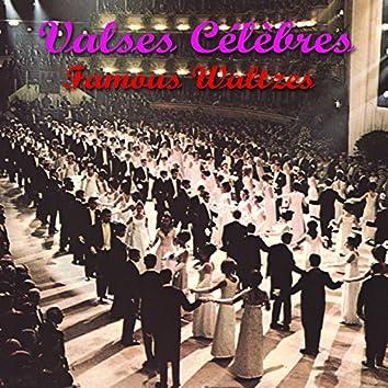 Valses célèbres - Famous Waltzes