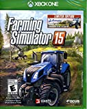 Farming Simulator 15 - Limited Edition w/ Bonus DLC Lamborghini Nitro 120 Tractor