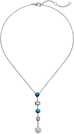 Bar Y-Necklace