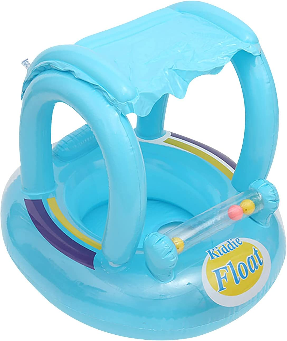 21 in x 18in Kiddie Float for 1-2 Minneapolis Ranking TOP14 Mall Po Ages Inflatable Years Baby