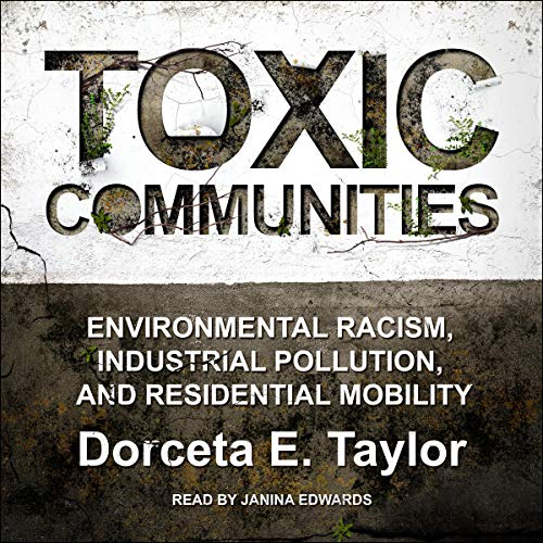 Couverture de Toxic Communities
