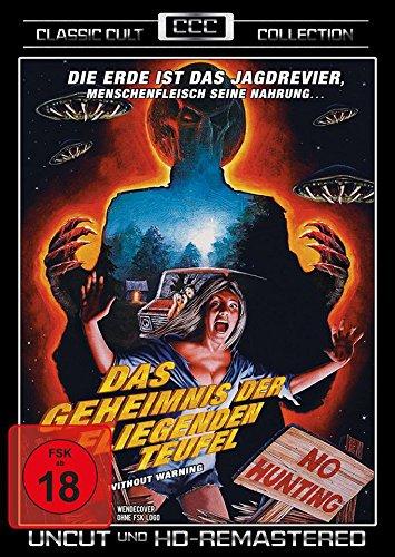 Alien Shock - Das Geheimnis der fliegenden Teufel - (Classic-Cult-Edition) [Alemania] [DVD]