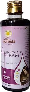Neelibringaadi Keram Hair Oil 200ml - Kerala Ayurveda - Ayurvedic Hair Loss Oil