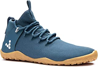 Magna Trail, Womens Vegan Multi-Terrain Hiking Shoe with Barefoot Sole & Thermal Protection