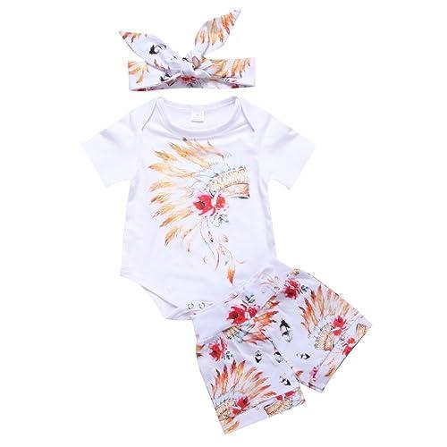 eff93c9f09b1 Boho Baby Clothes  Amazon.com