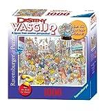Wasgij Destiny: High St. Hustle - 1000 Pieces Puzzle