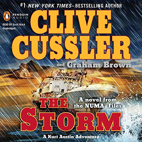 The Storm  By  cover art