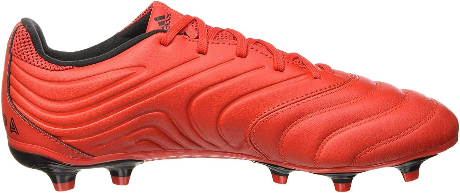 Men's Copa 20.3 Fg Soccer Shoe-Active Red Ftwr White Core Black-