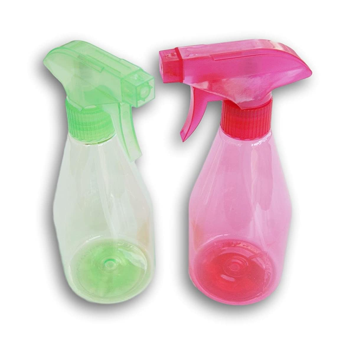 Plastic Spray Bottle - 14.5 Oz - 2 Count - Colors Vary