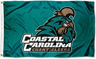 College Flags and Banners Co. Coastal Carolina Chanticleers Flag