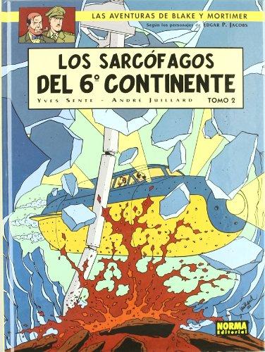 BLAKE&MORTIMER 17:SARCOFAGOS 6o C. 2