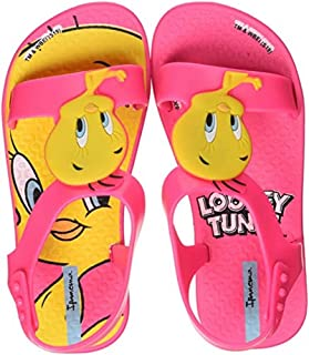Ipanema Looney Tunes Baby, Sandale plate Fille
