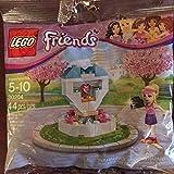 LEGO, Friends, Wishing Fountain (30204) Bagged