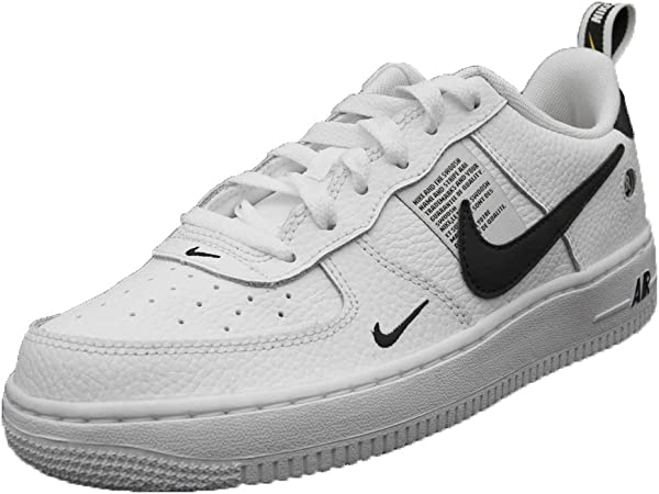 air force 1 gs bianche e nere