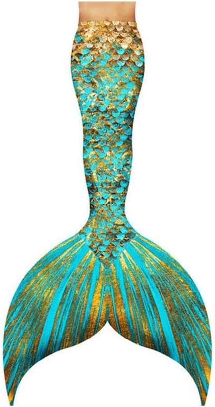 Ultra-Cheap Deals YLYWCG Kids Max 54% OFF Girls Mermaid Costume Merm Swimming Swimsuit
